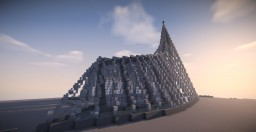 Modern church Minecraft