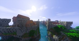 Hautfalaise - A city as a spawn Minecraft