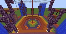 Rainbow Fun Minecraft