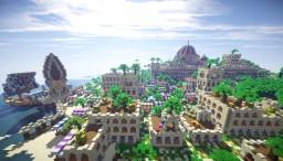 Alfujä - Oriental exotic village Minecraft Map & Project
