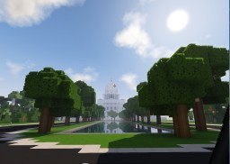 Modern City by Aida Productions. Minecraft Map & Project