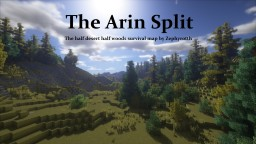 - Arin Split - Half to Half biome survival map by Zephyrotth Minecraft Project