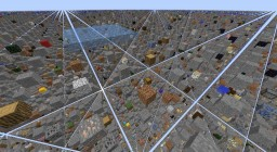 1.12-Advanced Skygrid Survival Minecraft Map & Project