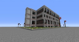 Zakros Council Building Minecraft Map & Project