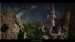 Timeless Elven City - Elen'Dyan Minecraft Project