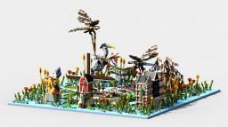 Dutch Sunrise | Spawn Minecraft Map & Project