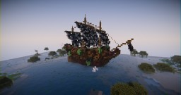 Ghost Ship! (Download) Minecraft Project