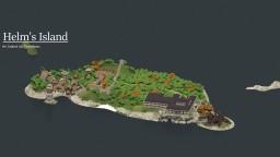 Helm's Island   Village & Mansion Minecraft Project