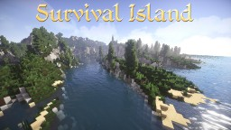 Survival Island Minecraft Project