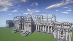 Project - Tank Museum Minecraft Map & Project