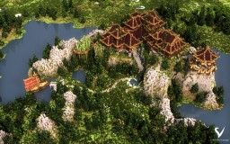 Asian: Irumãre [Aurélien_Sama DéfisBuid] Minecraft Project