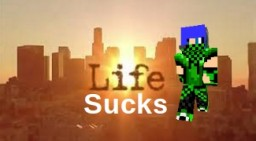 Life Sucks Minecraft Blog Post