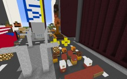 Macy's Thanksgiving Parade Minecraft Map & Project