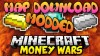 Minecraft: Xbox 360/One/PS3/PS4/Wii U - MODDED MONEY WARS MAP W/DOWNLOAD