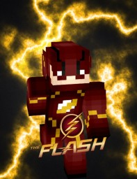 Flash CW Posters Minecraft Blog Post