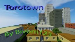 Torotown Minecraft Map & Project