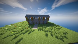 Y House #4 Minecraft Map & Project