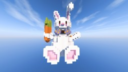 [Tannik Setups] Easter Bunny Minecraft Map & Project