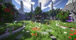 Padamstrus - Minecraft HUB/Lobby Map [ DOWNLOAD ] Full / Improved Version Minecraft Map & Project