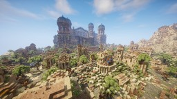 Kroukur - RPG Minecraft Map & Project