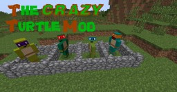 The Crazy Turtle Mod Minecraft Mod
