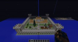 New Spawn For Golden Survival Minecraft Project