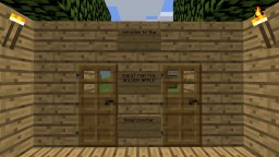 QUEST FOR THE GOLDEN APPLE Minecraft Project