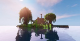 Ship house Minecraft Project