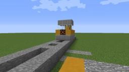Metrolink Amtrak Trains Minecraft Project