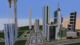Canton City Minecraft Project