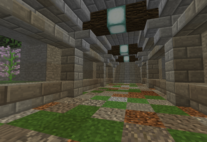 The Earth passage of spawn.