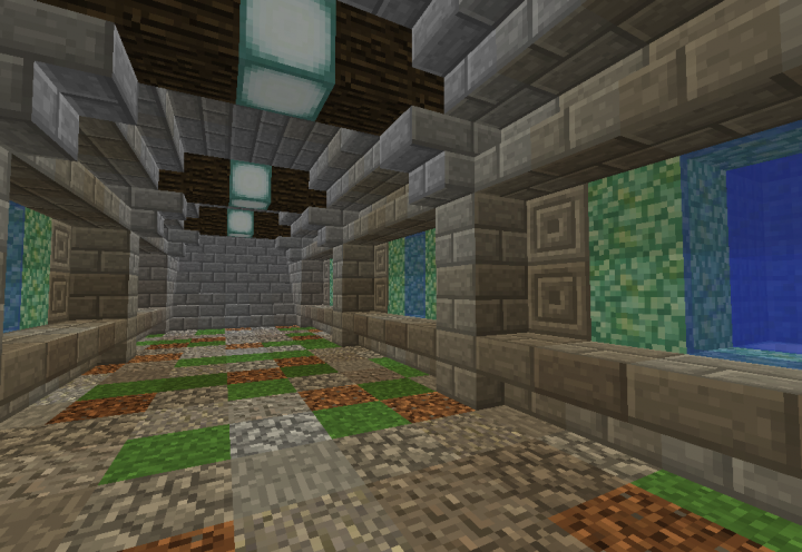 The water passage of spawn.