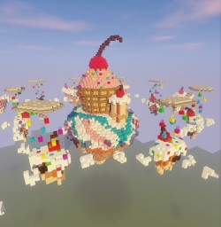 IceCream Map Minecraft Project