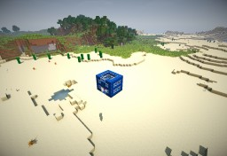 Small Lapis Luriz Command Block House (By SemVister) Minecraft Project