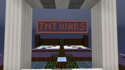 TNT WARS 1.11.2 Map by ASFGrant Minecraft Project