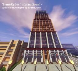 TymeRyder International - A classic skyscraper by TymeRyder Minecraft Map & Project