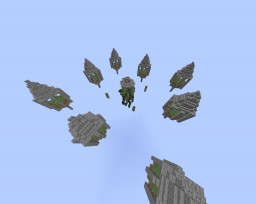 Sky Wars : Temple Map Minecraft Map & Project