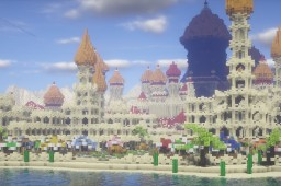 Disney The Land Of Aladdin + Download Minecraft Project