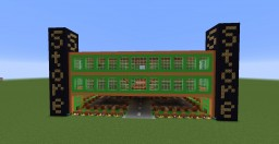 Store/Shop Minecraft Project