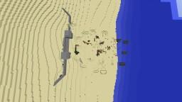 Omaha beach D-day Call to battle mod (not official) map