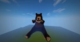 A bear Minecraft Map & Project