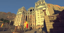 The Capitol Government Building Minecraft Map & Project