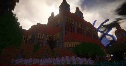 Manor of bohrnen Minecraft Project