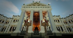 Mt. Wernon Palace Minecraft Project