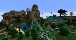 EndGame Server Spawn minecraft 1.11 update Minecraft Map & Project