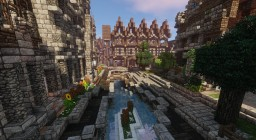 Pigronshire Minecraft Map & Project