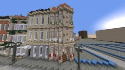 Italian Villa |UseTheBlocks| Four floors Minecraft