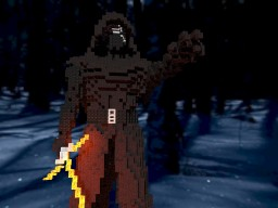 Kylo Ren STAR WARS Minecraft Project