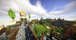 Serene - An Adventure Map of Puzzles, Mazes and Mayhem Minecraft