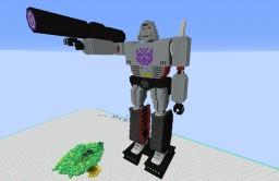 Megatron Statue Minecraft